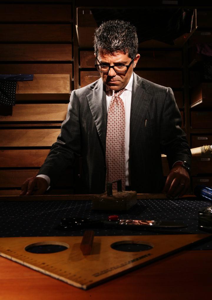 Ulturale presenta la nuova collezione di cravatte a Pitti Uomo