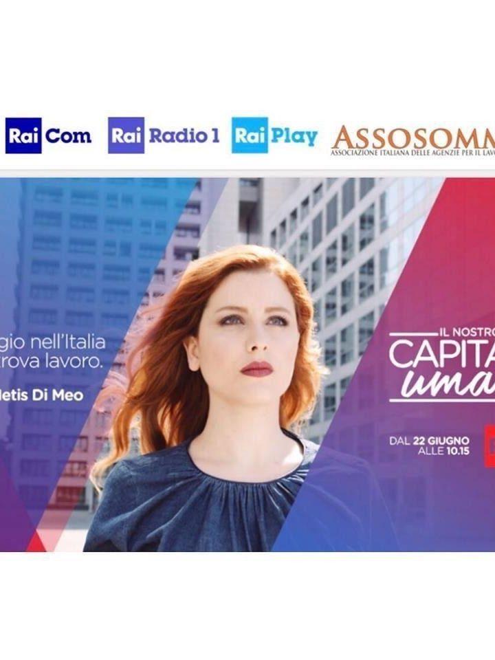 """Openjobmetis in onda su Rai2 nel programma """"Il Nostro Capitale Umano"""""""