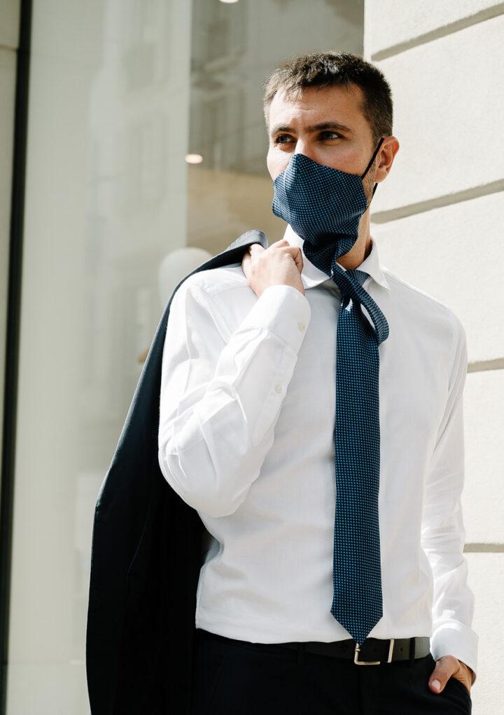 Ulturale lancia Vattinn': la prima Safety Tie