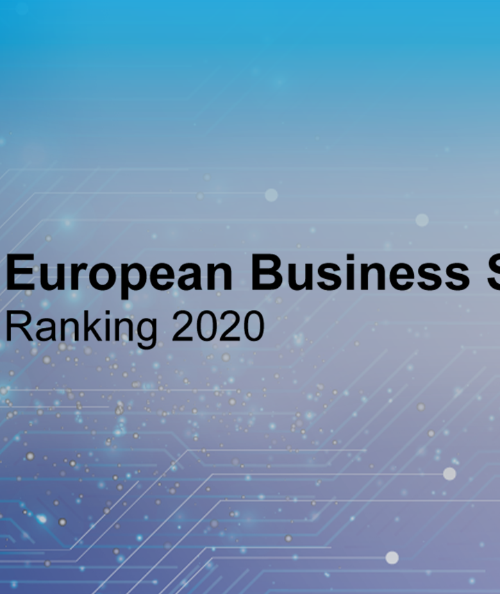 "Financial Times European Business Schools Ranking 2020:  la School of Management del Politecnico di Milano tra le 3 migliori scuole di Università ""tecniche"" in Europa e la 41° in assoluto."