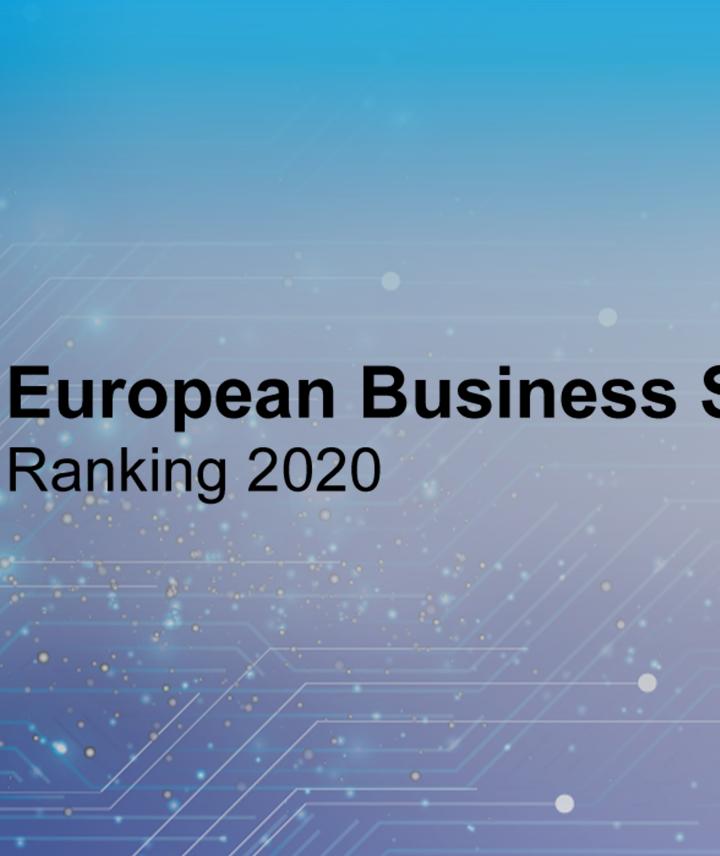 """Financial Times European Business Schools Ranking 2020:  la School of Management del Politecnico di Milano tra le 3 migliori scuole di Università """"tecniche"""" in Europa e la 41° in assoluto."""