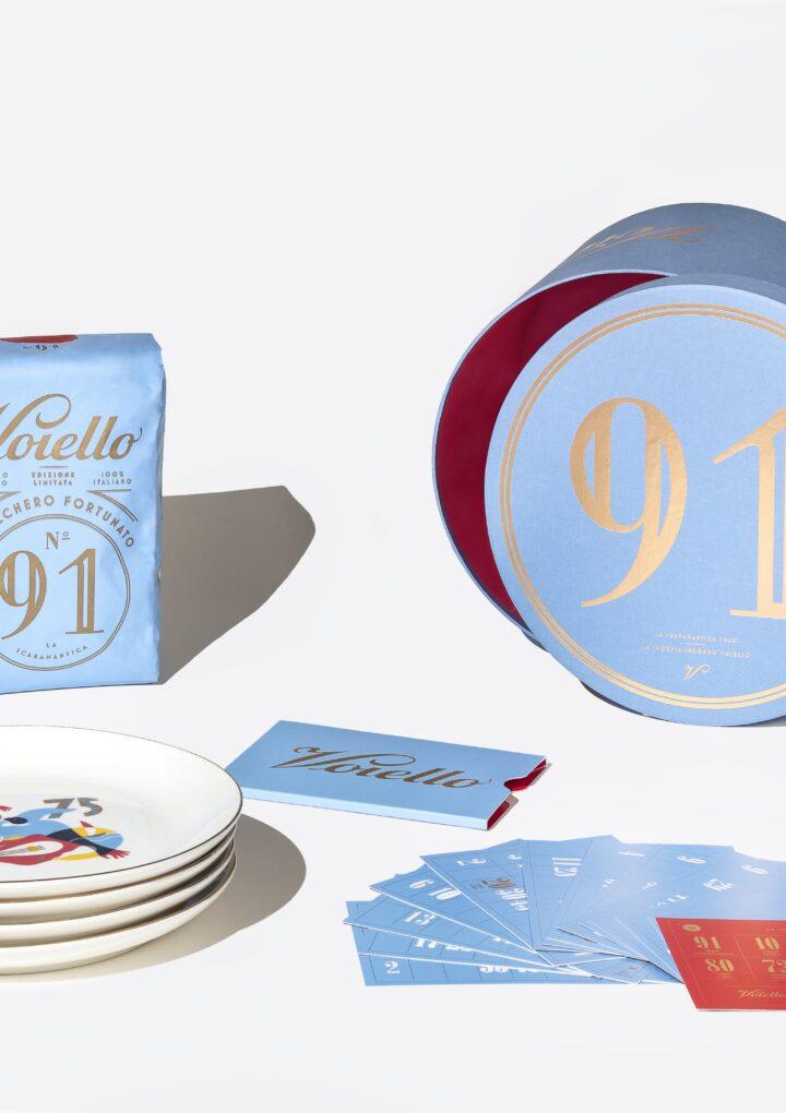 Ulturale firma la giftbox Scaramantica 2020 luxury edition di Voiello. Tutta la tradizione campana in un'idea regalo per il Natale