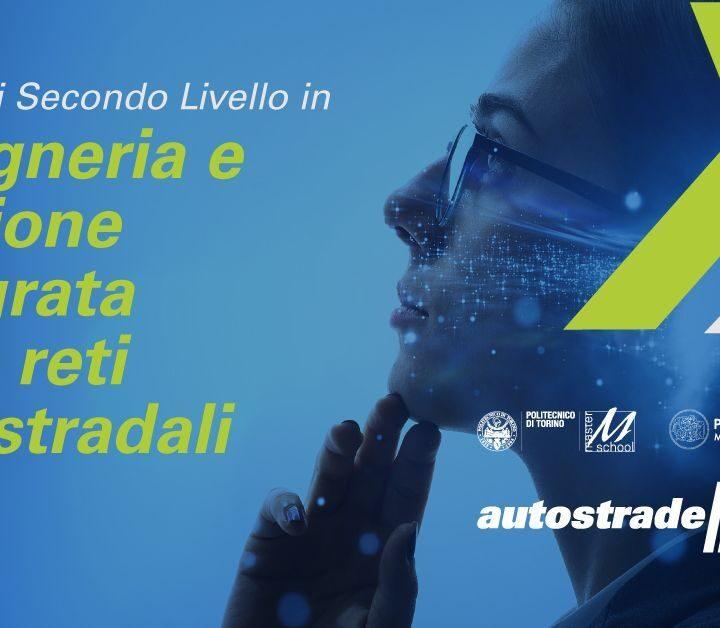 AUTOSTRADE PER L'ITALIA LANCIA UN MASTER PER ASSUMERE 20 GIOVANI TALENTI