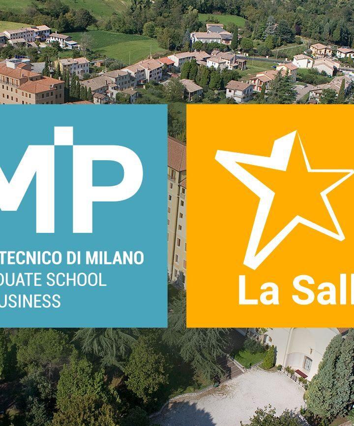 MIP POLITECNICO DI MILANO E LA SALLE INTERNATIONAL CAMPUS INSIEME PER UN NUOVO POLO  DELLA FORMAZIONE MANAGERIALE IN VENETO