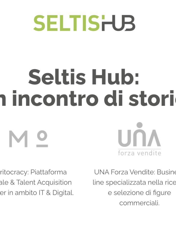 Seltis Hub cresce e accoglie nella sua galassia Jobmetoo, prima piattaforma digitale  dedicata al recruiting delle persone con disabilità e appartenenti alle categorie protette